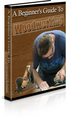 Product picture Woodworking At Home : A Beginners Guide To Woodworking