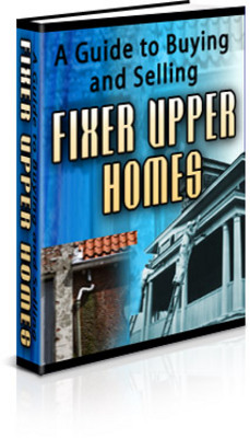 Product picture Guide To Buying And Selling Fixer Upper Homes
