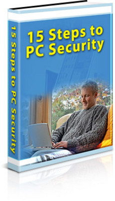 Product picture Home Computer Security : 15 Steps To PC Security