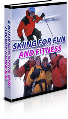 Product picture Skiing Basics : Skiing For Fun And Fitness